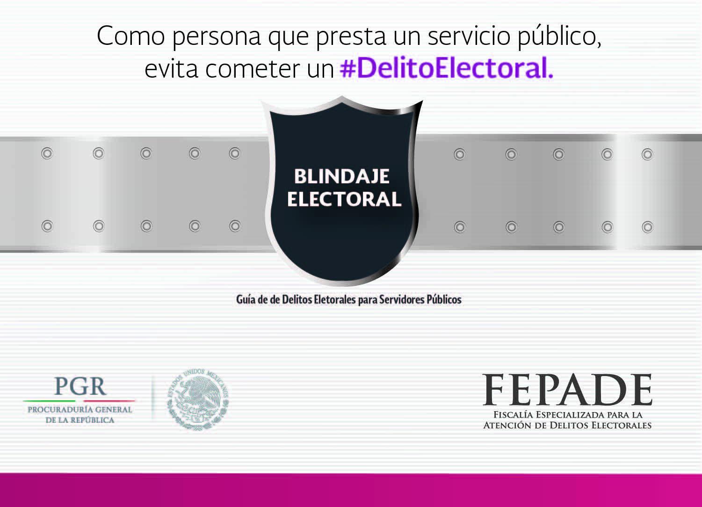 Cartel de Blindaje Electoral B